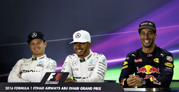 Rosberg remains happily retired: I was sometimes just scared