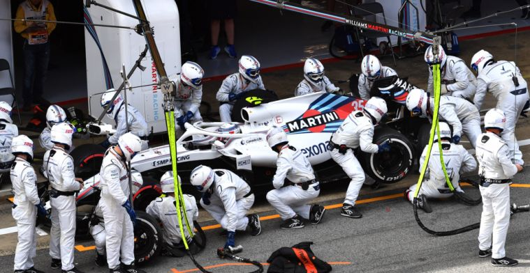 Williams: We can fight for P4 in 2019