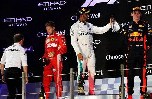 Helmut Marko: ''Vettel en Verstappen zou ik niet in één team willen''