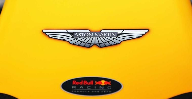 Verstappen will get three Aston Martin's as company cars