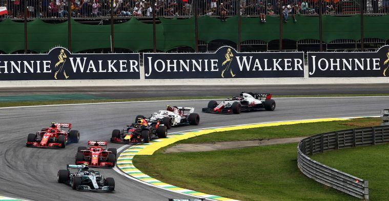Deze F1-teams onthullen komende week hun bolide voor 2019