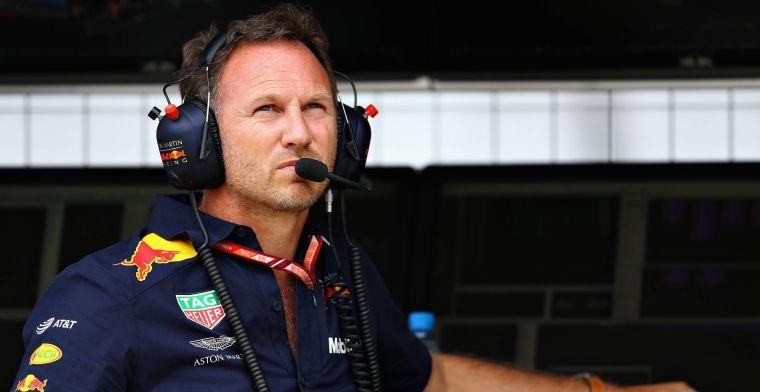 Christian Horner: In mijn tijd als teambaas zijn er al vijf bij Ferrari geweest