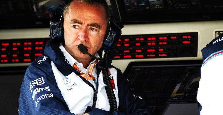 Paddy Lowe: Ervaring kan ten koste gaan van vermogen snel te veranderen