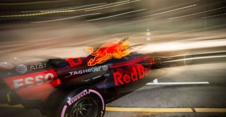 Red Bull's long term F1 future not decided yet