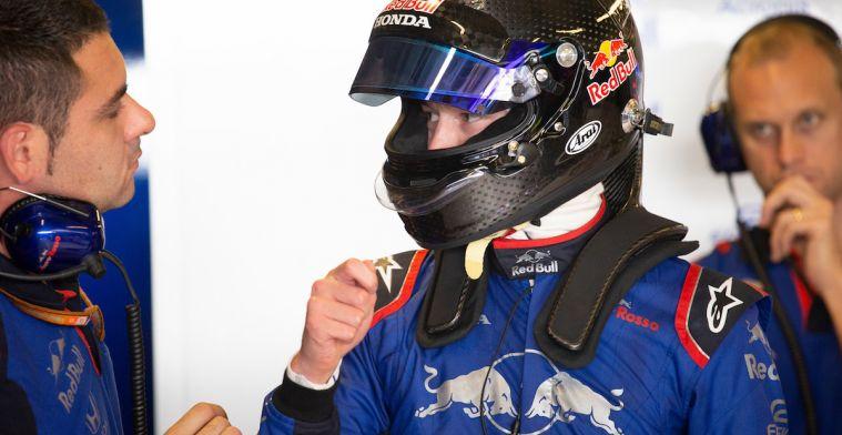 'Met Kvyat en Albon heeft Toro Rosso een competitief rijdersduo'