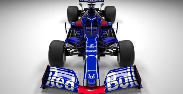 Check de nieuwe Toro Rosso STR14 vanuit alle hoeken!
