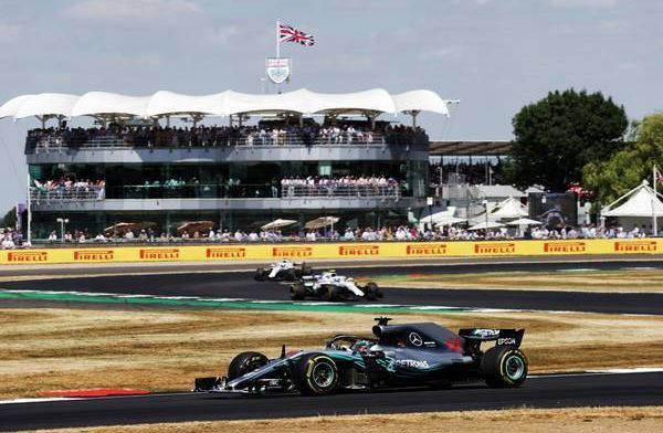 Liberty still hoping for new Silverstone deal