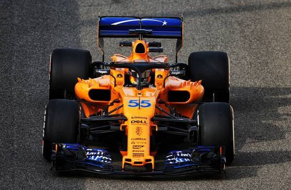 McLaren launches partnership with British American Tobacco