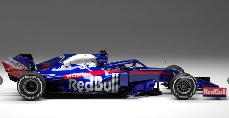 Toro Rosso reveal their STR14 ahead of the new season
