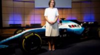 Image: Claire Williams announces conservative goals for 2019 season