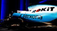 Afbeelding: Aanschouw de livery van de ROKiT Williams Racing FW42 vanuit alle hoeken!
