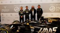 Image: Watch: 2019 Haas car brings 31st black-gold F1 livery!