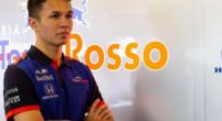 """Image: Toro Rosso-debutant Albon: """"First goal is to get comfortable in the car"""""""