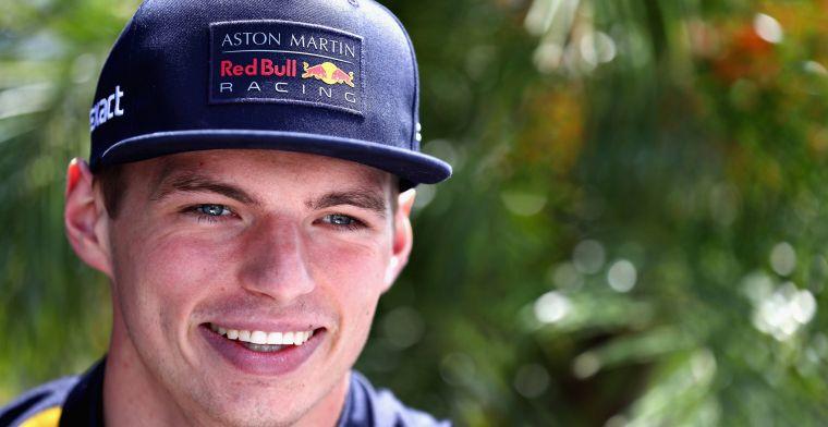 Max Verstappen: Kan niet wachten om te zien hoe Honda en Red Bull samenwerken!