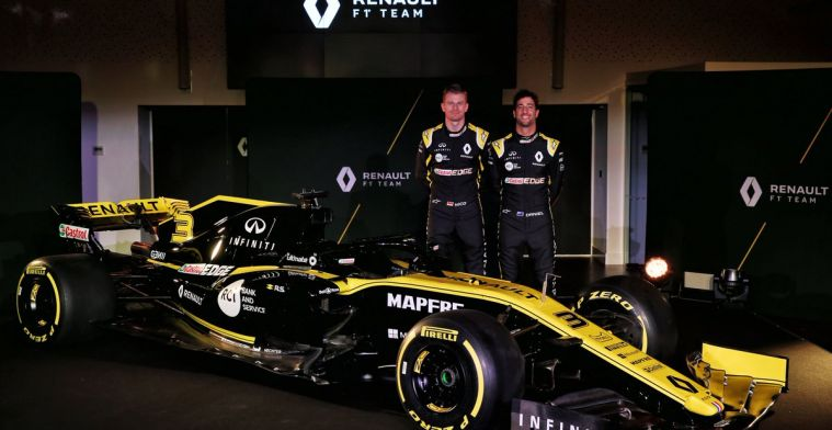 De eerste reacties vanuit Renault na onthulling RS19: We willen écht meedoen