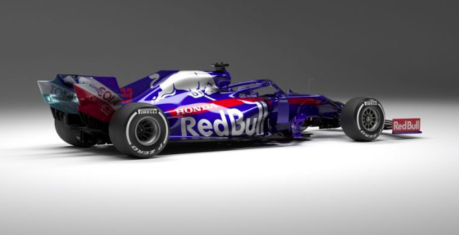 Toro Rosso: The whole rear of the new car comes from Red Bull