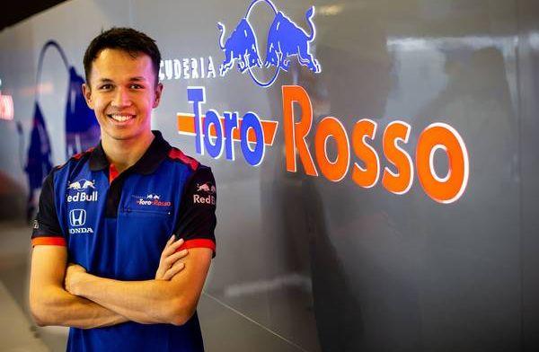 Albon prepared for F1 step up through testing Formula E cars