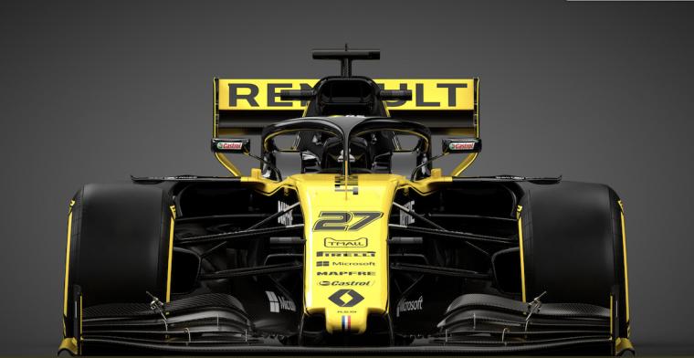 Bekijk hier de nieuwe Renault RS19 vanuit alle hoeken!