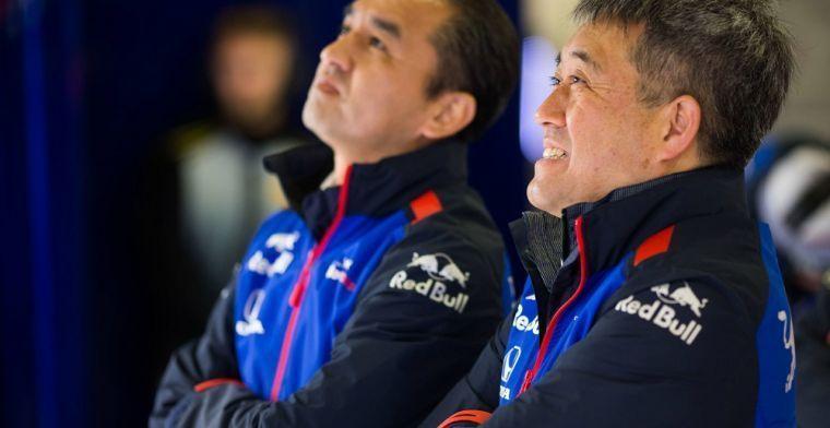 Honda verdubbelt aantal ingenieurs op circuit om beide teams te behandelen