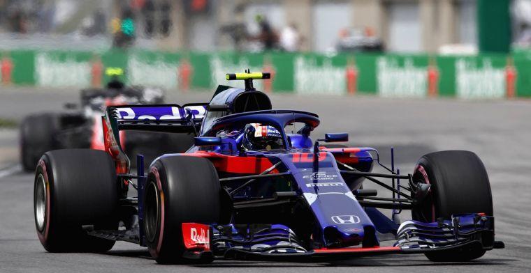 Toro Rosso zeer tevreden met samenwerking Red Bull en Honda