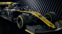 Image: LIVESTREAM: Ricciardo and Hulkenberg with the new Renault!