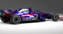 """Image: Toro Rosso: """"The whole rear of the new car comes from Red Bull"""""""