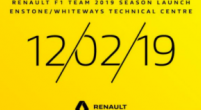 Image: LIVE: The presentation of the Renault RS19 for the 2019 F1 season