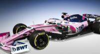 Image: Sport Pesa Racing Point F1 reveal their new 2019 livery