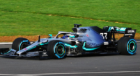 Image: Watch: Mercedes W10 performs first laps on track at Silverstone