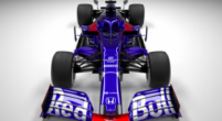Image: Watch: Kvyat puts in his first laps with new STR14 Toro Rosso car!