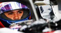 Afbeelding: Testcoureur Pietro Fittipaldi al in actie tijdens wintertests voor Haas