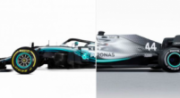 Image: Compare: The 2018 Mercedes car and the new 2019 version!