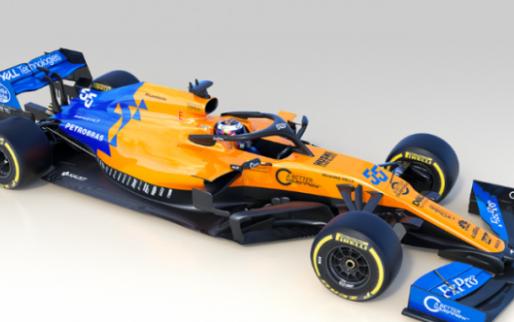 Afbeelding: McLaren toont de nieuwe MCL34 voor het eerst aan het publiek
