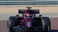 "Image: Alfa Romeo ""pushing to start the season"" after Raikkonen's first track day"