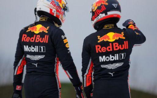 Afbeelding: Red Bull maakt testschema bekend: Verstappen komt maandag en woensdag in actie