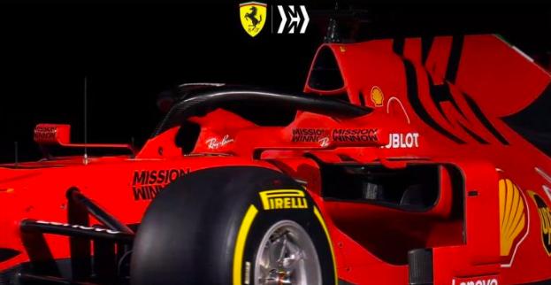 All angles of the new SF90 Ferrari car!