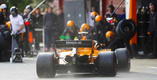 Will McLaren change fuel supplier for 2019?
