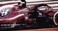 Afbeelding: Alfa Romeo Racing tevreden na 33 shakedown rondjes op Fiorano