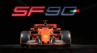 Afbeelding: Ferrari ontsluiert 'SF90' voor 2019 officieel in Maranello!