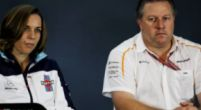 """Image: Brown admits: """"We were over-excited"""" at the start of Renault partnership"""