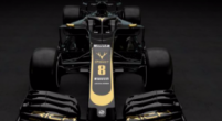 Image: Watch: 2019 Haas car goes out for shakedown in Barcelona!