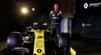 Image: Ricciardo turns first laps as a Renault driver at Barcelona