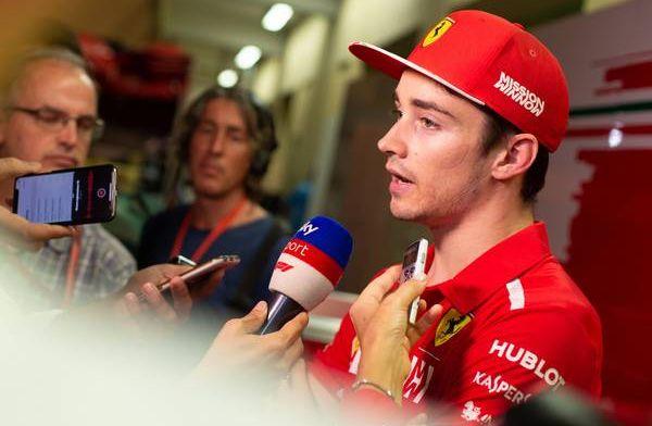 ''Charles Leclerc heeft een contract ondertekend als tweede coureur''