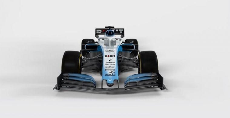 BREAKING: Williams mist toch de eerste testdag in Barcelona