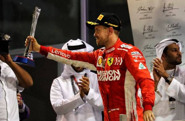 Vettel not going anywhere until he's done what he needs to do