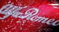 Afbeelding: Alfa Romeo Racing geeft teaser van nieuwe livery
