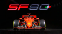 Image: A look at the new Ferrari SF90 car in detail!