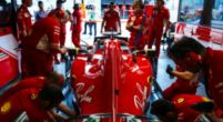 Image: Ferrari mechanic Francesco Cigarini to make return after leg-break pitstop