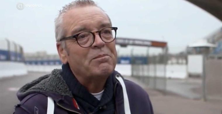 Olav Mol: Testdag één is uiteindelijk heel goed verlopen voor Max Verstappen