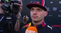 """Afbeelding: Max Verstappen glimlacht: """"Ik heb gelukkig veel rondjes kunnen rijden"""""""